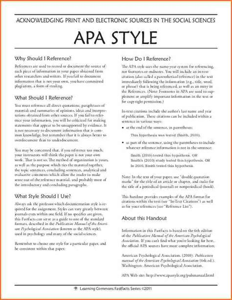 how to write a paper in apa format 6th edition 5 what is an apa style paper budget template letter