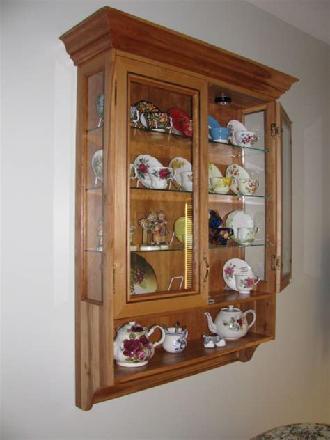Tea Cup Cabinet by Tea Cup Cabinet Finewoodworking