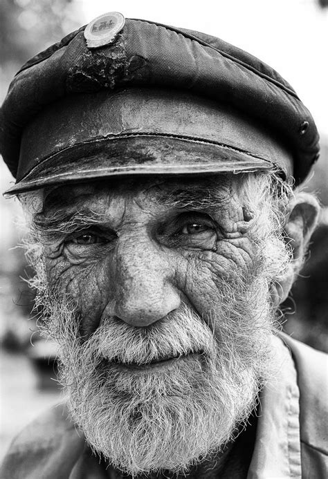 Stranger #131 | This is Michale and he is retired train