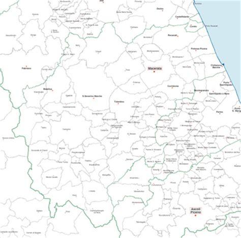 della provincia di macerata edimap store cartografia e mappe digitali mappa dei