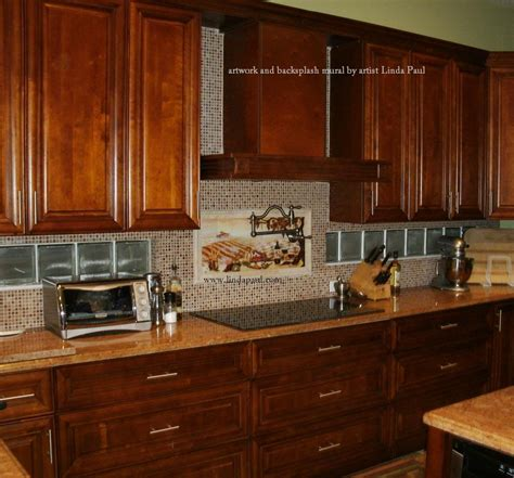 backsplash wallpaper for kitchen wallpaper backsplash tile ideas decor trends