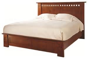 stickley highlands bed 89 91 952 k