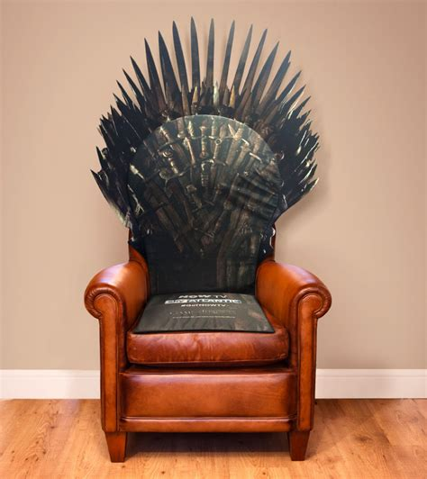 Iron Throne Office Chair by Free Of Thrones Office Chair Extremeletitbit