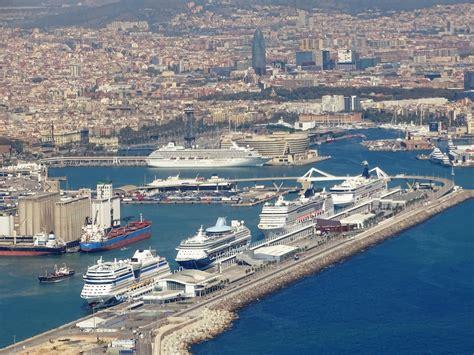 barcelona to porto sergio cruises quot by air quot do porto de barcelona