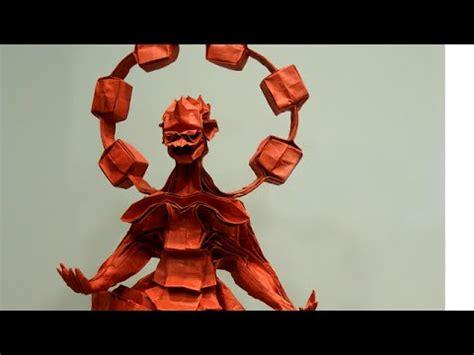 Most Complex Origami - top 10 most complex origami 2015