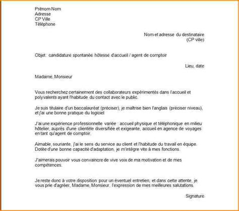 Exemple De Lettre De Motivation Interim 6 Lettre De Motivation Agence D Int 233 Modele De Facture