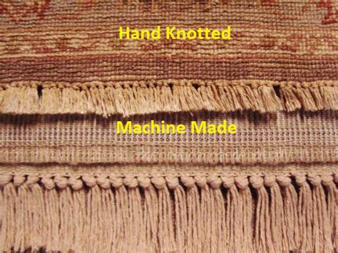 What Is A Rug by Knotted Tufted Or Machine Made Rug Can You