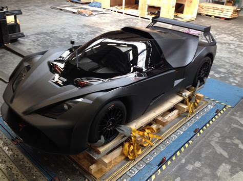 Ktm X Bow Gt4 Ktm X Bow Gt4 Arrives In The Us Gtspirit