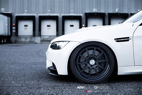 Wheels Track alpine white bmw e92 m3 adv10 track spec wheels adv 1