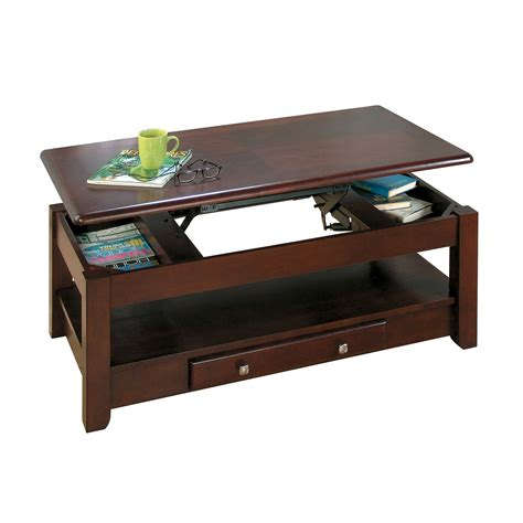 Raising Coffee Table How To Raise Lift Top Coffee Table Interior Home Design