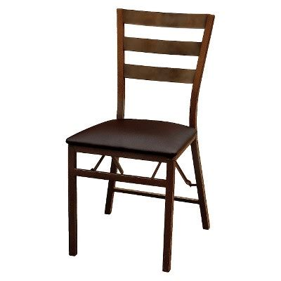foldable cing chairs target folding chair brown plastic dev 174 target