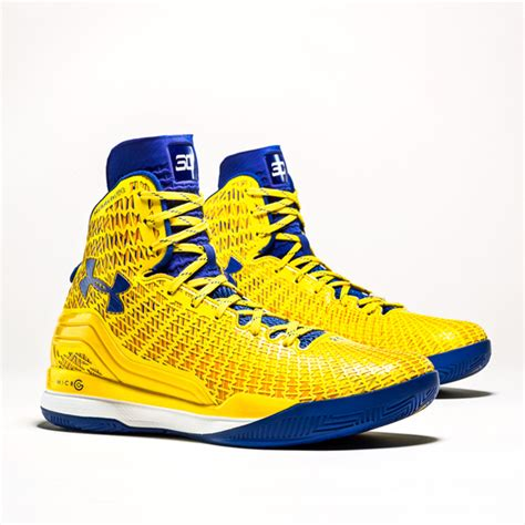 Underarmour Clutchfit Drive Pe Stephen Curry armour clutchfit drive stephen curry yellow pe new images release reminder weartesters