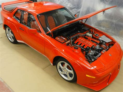 widebody porsche 944 1988 gtr widebody porsche 944 ls1 v8 conversion