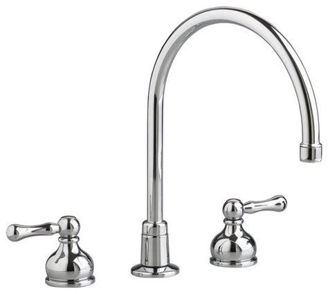 American Standard Gooseneck Faucet by American Standard 7230 000 Handle Gooseneck Kitchen