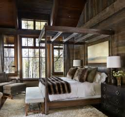 Canopy Bed Interior Design Ideas Rustic Luxury How To Get This New D 233 Cor Trend At Home
