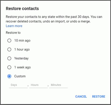 how to restore contacts on android step by step to recover deleted contacts from android sim card