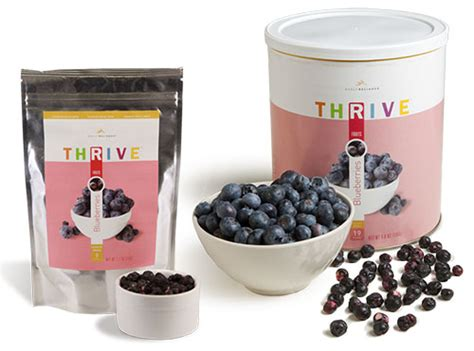 thrive pouches   cans top food storage reviews