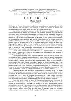 carl rogers pdf manual y gu 237 a usuario
