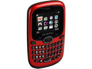 imagenes para celular tactil alcatel celular alcatel ot 255a tipo barra delgado con teclado
