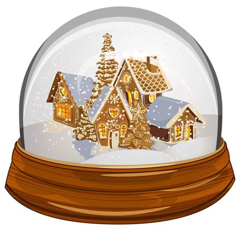 Home Decor Globe transparent christmas snowglobe png clipart gallery
