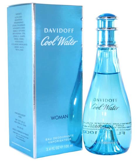 Davidoff Cool Water 859 by Davidoff Cool Water Deodorant For 100ml Buy