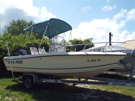used sea pro boats for sale sea pro boats for sale autos post