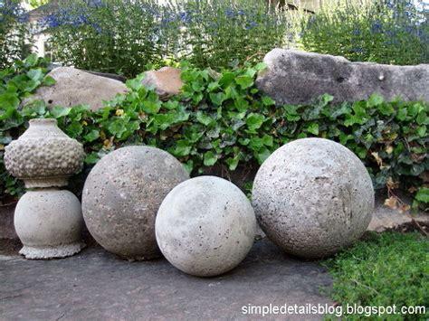 Garden Rocks For Sale Melbourne Diy Concrete Garden Spheres Hometalk