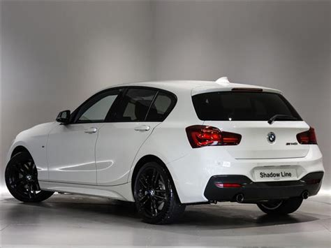 Bmw 1er Edition M Sport Leasing by Used 2017 Bmw 1 Series Hatchback Special Edition M140i