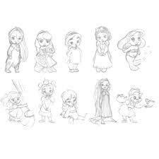 Princesses Disney Baby Coloriages Anti Stress Ou Autres Cahier De Coloriage Disney L
