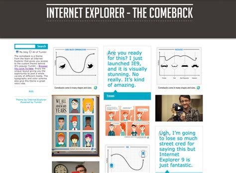 wordpress layout internet explorer 45 free grid based tumblr themes inspirationfeed part 2