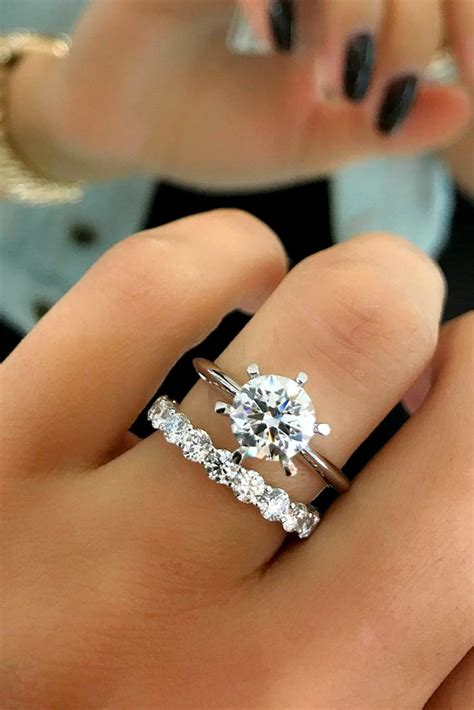 42 excellent wedding ring sets for beautiful oh so