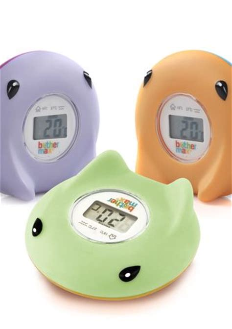 thermometers to check babies bath temperature