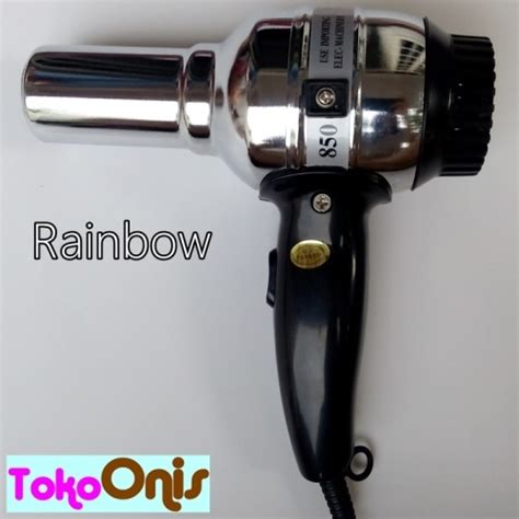 Hair Dryer Heles hairdryer rainbow kode oh20 toko onis