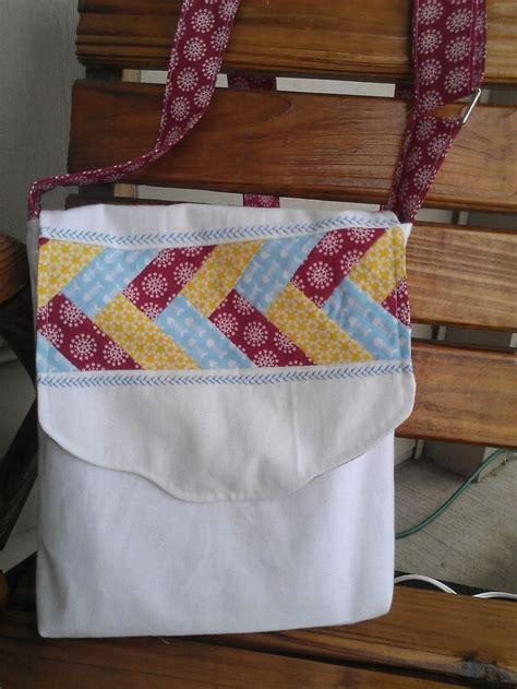 nikki tote bag pattern free la bolsa de mensajero trenzada costura tutorial gratuito