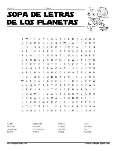 preguntas dificiles sobre star wars sopa de letras de los planetas para imprimir gratis