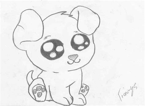 drawing of puppy drawings of cliparts co