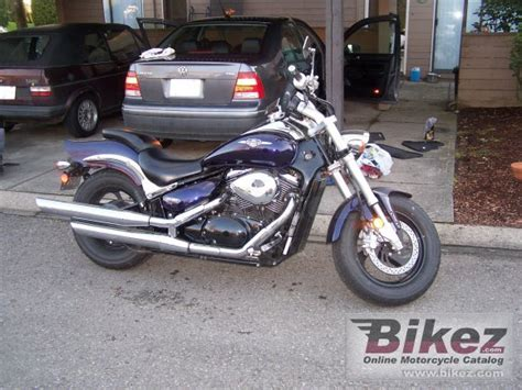 2007 Suzuki Boulevard M50 Review Suzuki Boulevard M50