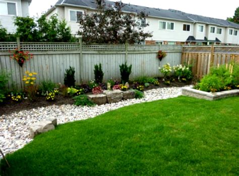 cheap backyard garden design with fast small yard simple landscaping