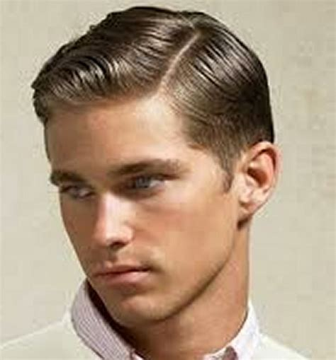 Classic Mens Hairstyles by Retro And Classic Hairstyles For Afro Haircuts