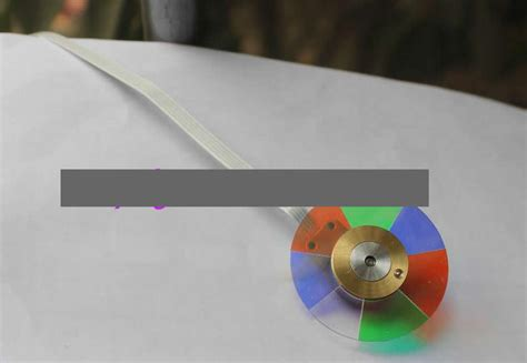 Colour Wheel Vivitek D825es projector color wheel for vivitek x509