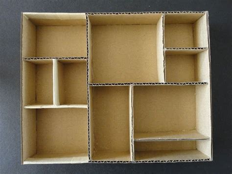 diy cardboard boxes shelves shadowboxes search