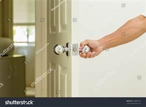 open door knob stock photo 133893713