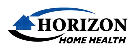 logo from horizon home health services in nephi ut 84648