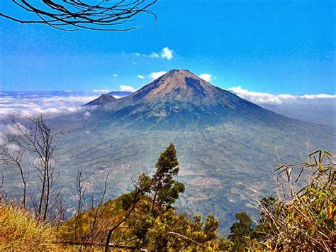 Petualangan Di Gunung Bencana tiga pendaki gunung sindoro tersambar petir basec
