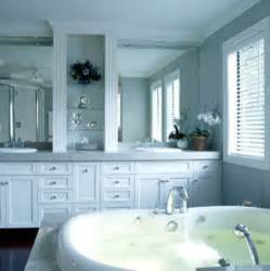 Grey and white bathroom traditional bathroom