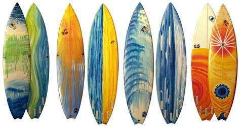 Beach Home Decor Store by Surfboard