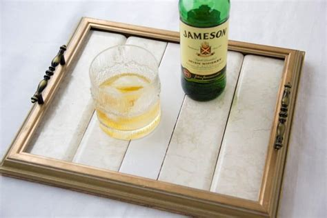 wood tray diy bride to be guest blog diy serving tray tutorial using