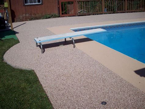 pool deck surfaces rubber home design ideas