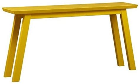 Yellow Console Table Dose Of Design It Yellow Console Table