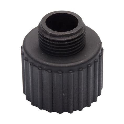 Garden Hose To 1 4 Adapter Everbilt 1 1 4 In Polypropylene Fip Garden Hose Adapter
